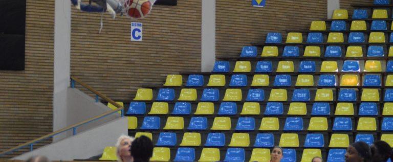 FCC Baschet UAV Arad este prima echipă calificată în faza a doua a Cupei României
