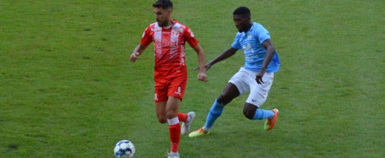Un punct pentru clasament, în secuime: Sepsi Sfântu Gheorghe – UTA 0-0