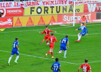 Victorie, iar visul pentru play-off continuă! UTA – FCU Craiova 1-0 (1-0)