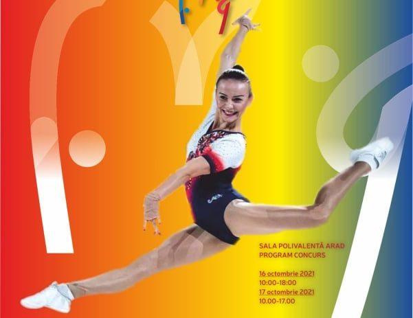"""Crema"" gimnasticii aerobice româneşti e în weekend, la Arad!"